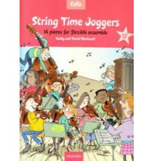 String Time Joggers Cello Book   CD