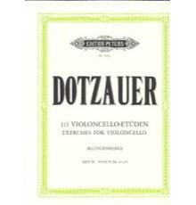 113 Violoncello-Etuden Vol. III(Nº63-85)