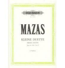 Kleine Duette Op. 38 Heft II