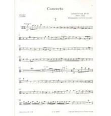 Konzert A moll PV 35 RV 418/ Viola