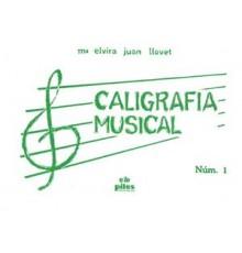 Caligrafía Musical Nº 1