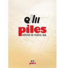Aire de Danza Popular Oboe y Piano