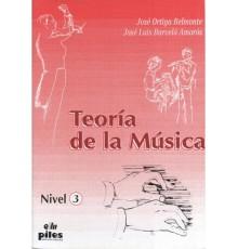 Teoría de la Música. Nº 3
