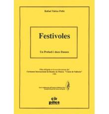 Festivoles/ Full Score A-3