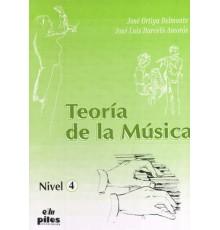 Teoría de la Música. Nº 4