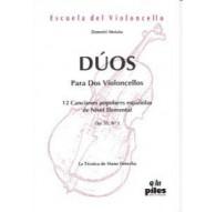 Dúos para Dos Violoncellos Op. 35, Nº 1