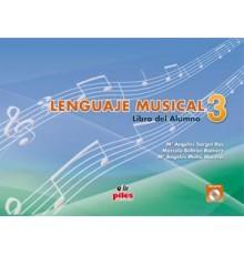 Lenguaje Musical. Libro Alumno Nº 3   CD