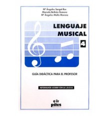 Lenguaje Musical. Guía Profesor Nº 4