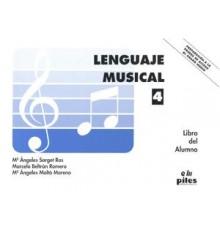 Lenguaje Musical. Libro Alumno Nº 4