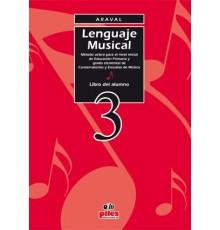 Lenguaje Musical. Alumno. 3