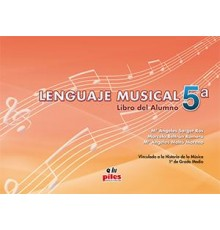 Lenguaje Musical. Libro Alumno Nº 5a