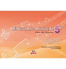 Lenguaje Musical. Libro Alumno Nº 5b