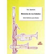 Memorias de la Cabaña/ Score & Parts A-4