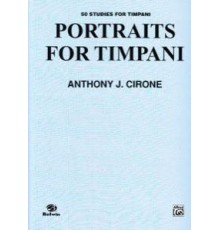 Portraits for Timpani. 50 Studies for