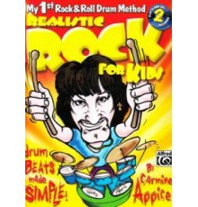 Realistic Rock for Kids   CD