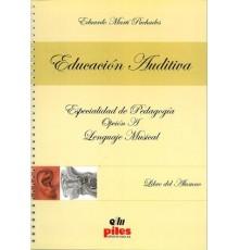 Educación Auditiva. Libro Alumno. Especi