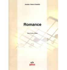 Romance. Violín y Piano AV31 B
