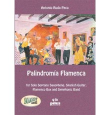 Palindromía Flamenca/ Score & Parts A-4