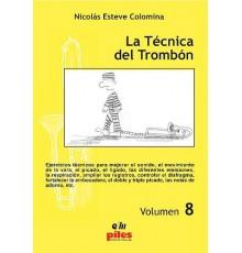 La Técnica del Trombón Vol. 8