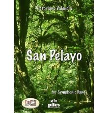 San Pelayo/ Score & Parts A-3