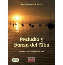 Preludio y Danza del Alba/Full Score A-4
