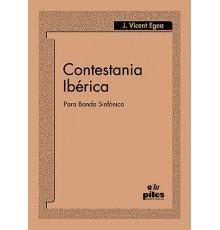 Contestania Ibérica/ Score & Parts A-3