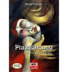 Piazzoltango/ Full Score A-4
