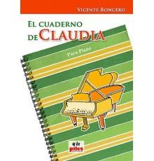 El Cuaderno de Claudia
