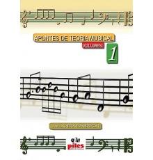 Apuntes de Teoría Musical Vol. 1
