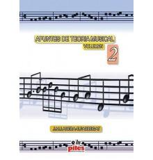 Apuntes de Teoría Musical Vol. 2
