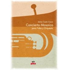 Concierto - Mosaico/ Full Score A-3
