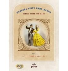 Pequeña Suite para Banda/ Full Score A-4