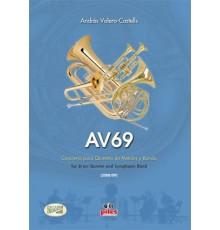 AV69/ Score & Parts A-3