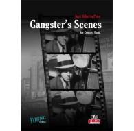 Gangster?s Scenes/ Score & Parts A-4