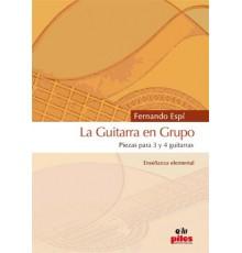 La Guitarra en Grupo Vol.I