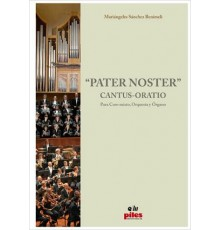 """Pater Noster"" Cantus-Oratio/ Score & Pa"