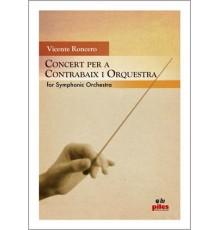 Concert per a Contrabaix i Orquestra/ Fu