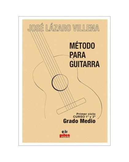 Método para Guitarra. Curso 1º y 2º Grad