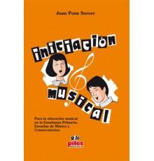 Iniciación Musical. Obra Didáctica