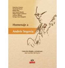 Homenaje a Andrés Segovia
