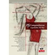 15 Compositoras Españolas de Hoy