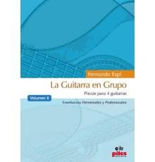 La Guitarra en Grupo Vol. II