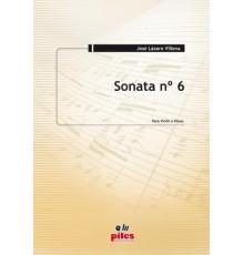 Sonata Nº 6 (Violín y Piano)