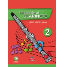 Iniciación al Clarinete 2   CD