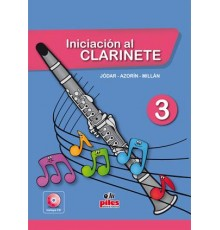 Iniciación al Clarinete 3   CD