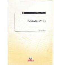 Sonata Nº 13 (Viola y Piano)