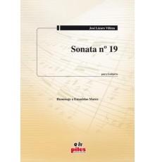 Sonata Nº 19 (Guitarra)
