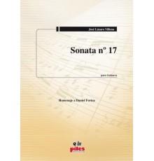 Sonata Nº 17 (Guitarra)