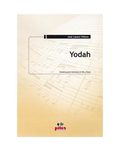 Yodah. Sonatina para Clarinete en Sib y