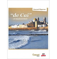 """""""De Cai""""/ Score & Parts A-3"""